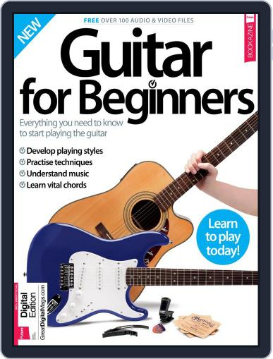 Guitar For Beginners March 1st, 2017 Digital Back Issue Cover