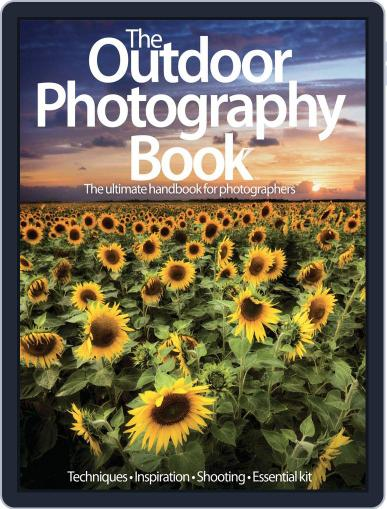 The Outdoor Photography Book United Kingdom July 30th, 2012 Digital Back Issue Cover