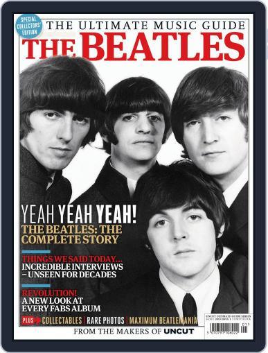 The Ultimate Music Guide: The Beatles February 27th, 2013 Digital Back Issue Cover