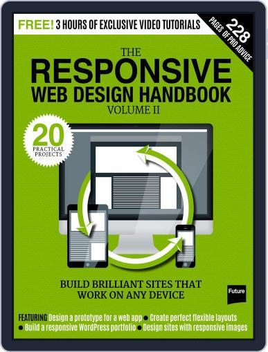 The Responsive Web Design Handbook February 16th, 2016 Digital Back Issue Cover