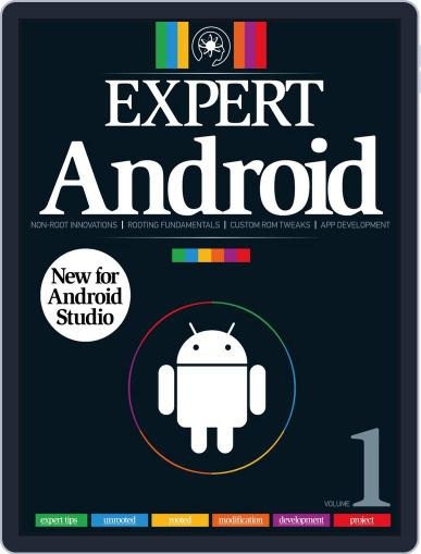 Expert Android Volume 1 June 4th, 2014 Digital Back Issue Cover