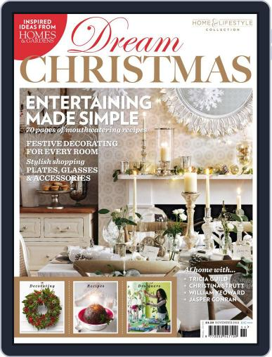 Dream Christmas Magazine (Digital) October 10th, 2013 Issue Cover