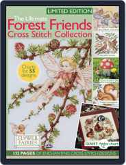 The Ultimate Forest Friends Cross Stitch Collection Magazine (Digital) Subscription September 13th, 2016 Issue
