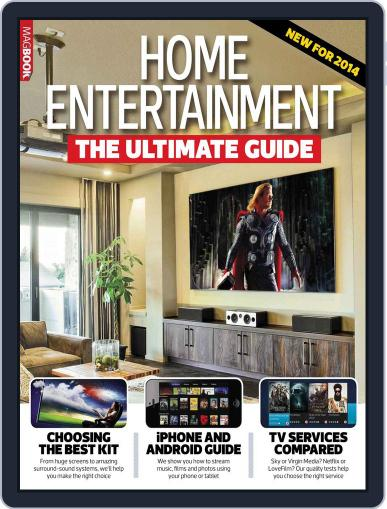 Home Entertainment January 16th, 2014 Digital Back Issue Cover