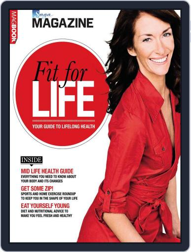 Saga Fit For Life January 16th, 2014 Digital Back Issue Cover