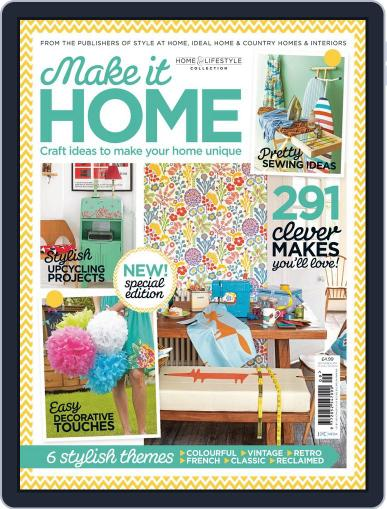 Make it HOME July 31st, 2014 Digital Back Issue Cover