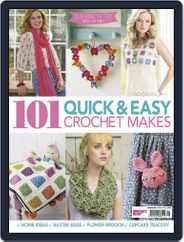 101 Quick & Easy Crochet Makes Magazine (Digital) Subscription June 1st, 2016 Issue