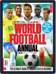 World Football Annual Magazine (Digital) Subscription January 1st, 2018 Issue
