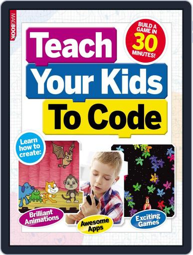 Teach Your kids to code Magazine (Digital) October 27th, 2014 Issue Cover