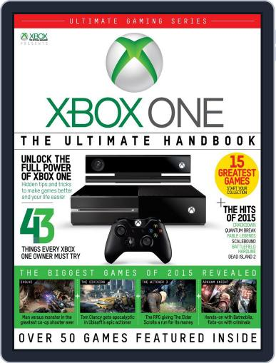 Xbox One: The Ultimate Handbook November 17th, 2014 Digital Back Issue Cover