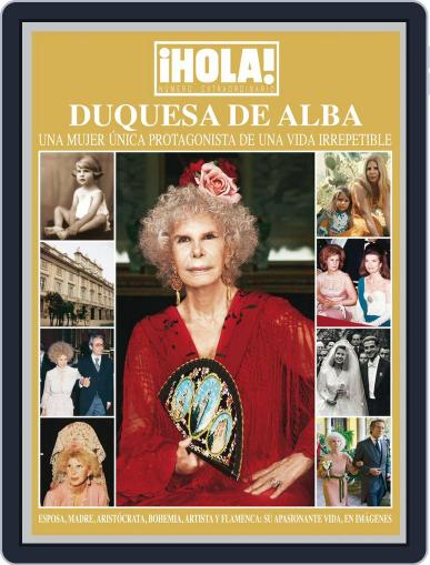 Duquesa de Alba Magazine (Digital) November 24th, 2014 Issue Cover