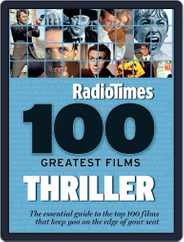 100 Greatest Thriller Movies by Radio Times Magazine (Digital) Subscription January 22nd, 2015 Issue