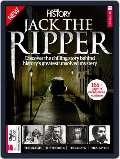 All About History Jack The Ripper March 1st, 2017 Digital Back Issue Cover