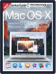 Mac OS X El Capitan Genius Guide Magazine (Digital) Subscription November 18th, 2015 Issue