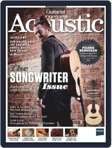 Acoustic Winter 2015 - The Songwriter Issue Magazine (Digital) December 10th, 2015 Issue Cover