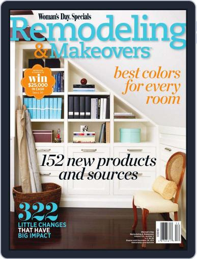 Remodeling & Makeovers September 27th, 2011 Digital Back Issue Cover