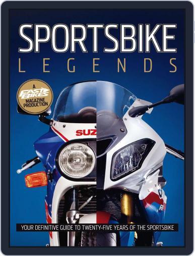 Fast Bikes Bookazine: Sportsbike Legends Magazine (Digital) June 7th, 2010 Issue Cover