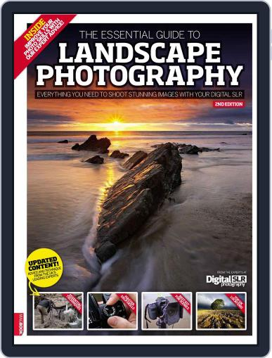 The Essential Guide to Landscape Photography 2nd edition Magazine (Digital) September 25th, 2010 Issue Cover