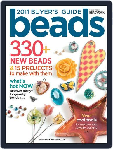 Beads May 13th, 2011 Digital Back Issue Cover