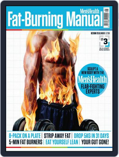 Men's Health Fat-Burning Manual Magazine (Digital) September 14th, 2011 Issue Cover