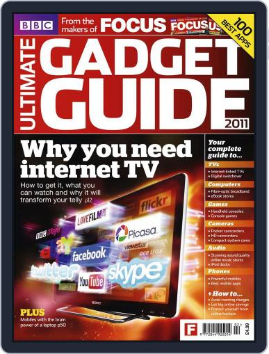 Ultimate Gadget Guide 2011 September 1st, 2011 Digital Back Issue Cover