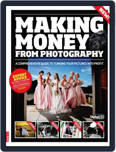 Making Money From Your Photos Magazine (Digital) October 31st, 2011 Issue Cover