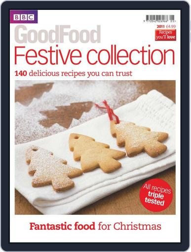 Good Food Festive Collection November 2nd, 2011 Digital Back Issue Cover