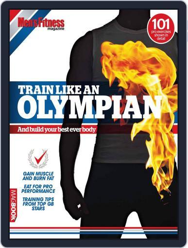 Train like an Olympian Magazine (Digital) January 24th, 2012 Issue Cover
