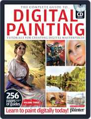The Complete Guide to Digital Painting Vol. 3 Magazine Subscription April 9th, 2012 Issue