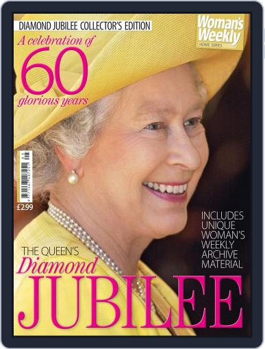 Woman's Weekly Jubilee Collector's Edition May 29th, 2012 Digital Back Issue Cover