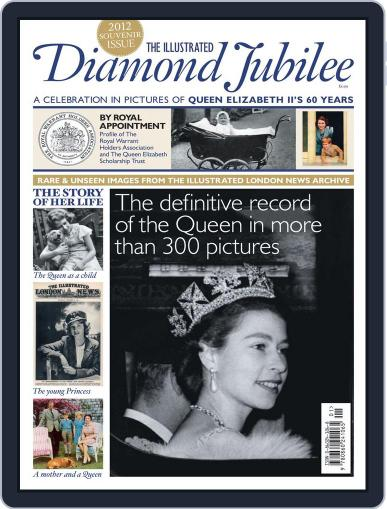 The Illustrated Diamond Jubilee June 1st, 2012 Digital Back Issue Cover