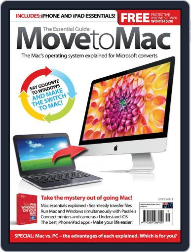 Essential Move to Mac March 8th, 2013 Digital Back Issue Cover