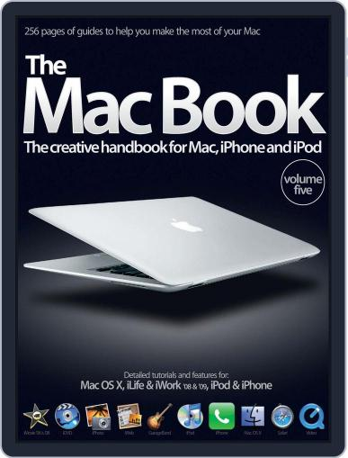 The Mac Book Vol 5 July 30th, 2012 Digital Back Issue Cover
