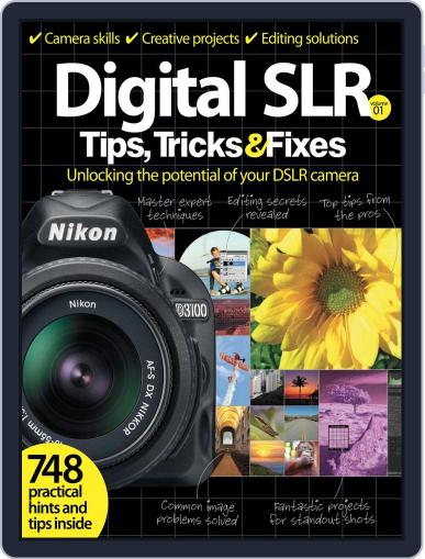 Digital SLR Tips, Tricks & Fixes Magazine July 9th, 2012 Issue Cover