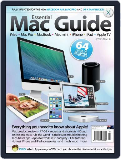 Essential Mac Guide August 14th, 2013 Digital Back Issue Cover