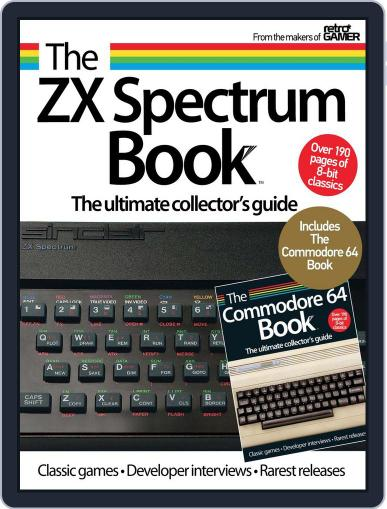 The ZX Spectrum / Commodore 64 Book 30th Anniversary Special Magazine (Digital) May 23rd, 2016 Issue Cover