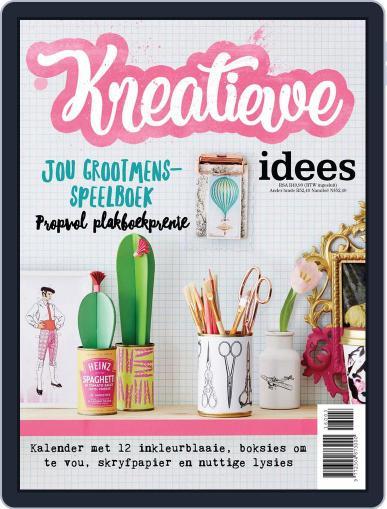Kreatief Idees Magazine (Digital) November 1st, 2016 Issue Cover