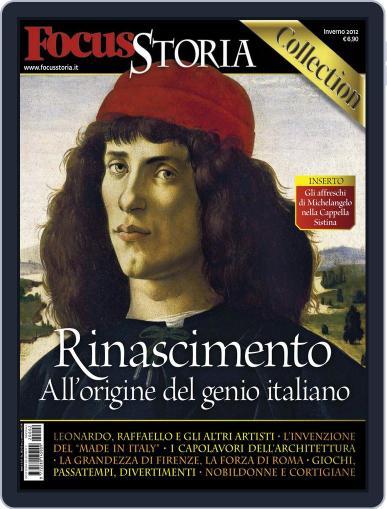Gli speciali di Focus Storia: Rinascimento Magazine (Digital) November 13th, 2012 Issue Cover