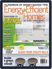Energy Efficient Homes Magazine (Digital) Subscription November 29th, 2012 Issue