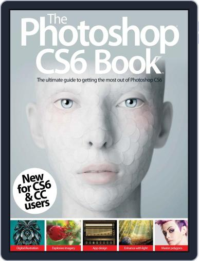 The Photoshop CS6 Book Magazine (Digital) August 14th, 2013 Issue Cover