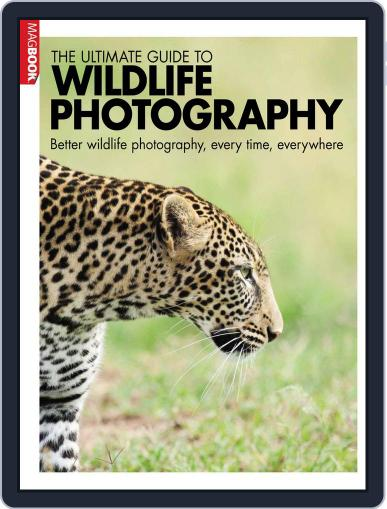 Ultimate Guide Wildlife photography Magazine (Digital) February 10th, 2013 Issue Cover