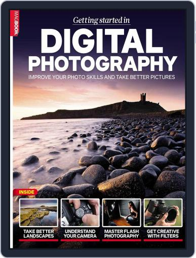 Getting Started in Digital Photography United Kingdom Magazine November 28th, 2014 Issue Cover