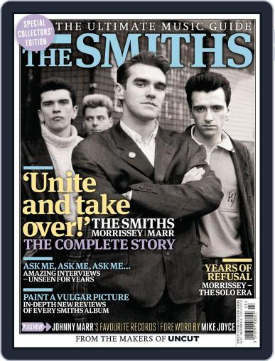 Uncut Ultimate Music Guide: The Smiths Magazine (Digital) April 17th, 2013 Issue Cover