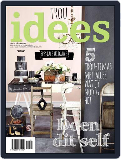 Trou Idees Magazine (Digital) May 5th, 2015 Issue Cover
