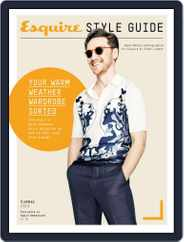 Esquire Summer Style Guide 2013 Magazine (Digital) Subscription June 6th, 2013 Issue