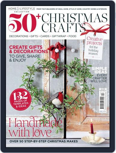 Christmas Crafts Magazine (Digital) October 21st, 2013 Issue Cover