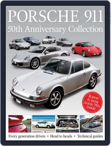 Porsche 911: 50th Anniversary Collection Magazine (Digital) October 24th, 2013 Issue Cover