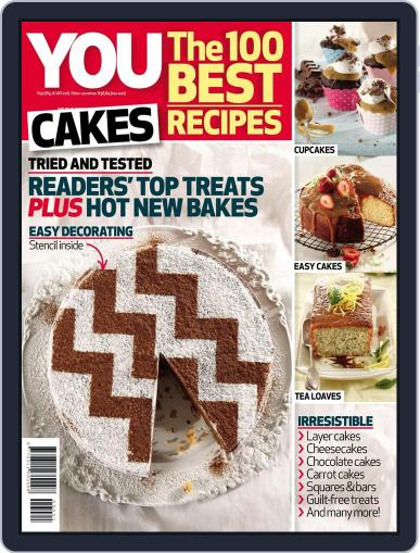 YOU Cakes Magazine (Digital) April 8th, 2014 Issue Cover