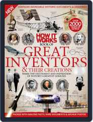 How It Works Book of Great Inventors & Their Creations Magazine (Digital) Subscription April 1st, 2016 Issue