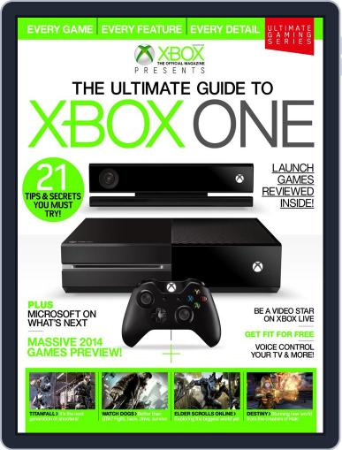 The Ultimate Guide to Xbox One May 16th, 2014 Digital Back Issue Cover